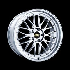 Диск колесный BBS LM 10x19 5x120 ET25 CB82.0 brilliant silver/diamond cut