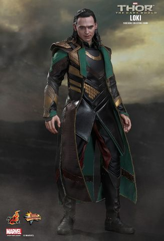 Thor: The Dark World 1/6 Scale Movie Masterpiece Loki