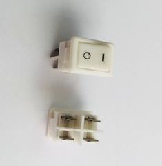 Кнопка вкл/выкл белая, к холодильнику АТЛАНТ 908082401880