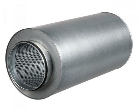 Шумоглушитель жесткий Diaflex SAR 125/600 (0.6м)