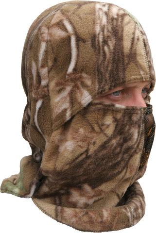 Шлем-маска «Зима» (лес)