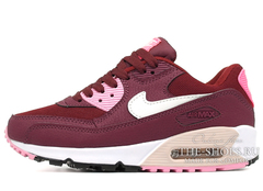 Кроссовки Женские Nike Air Max 90 Cherry White Pink