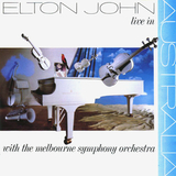 Elton John / Live In Australia (With The Melbourne Symphony Orchestra)(CD)