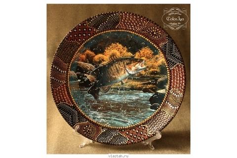 Тарелка сувенирная №1