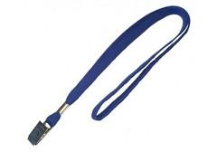 Ленточка для бейджа Air Doctor (синяя)