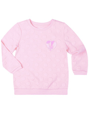 GAC009978 джемпер для девочек, светло-розовый