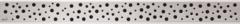 Накладная панель для душевого лотка 75 см Alcaplast BUBLE-750M фото