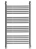 Водяной полотенцесушитель хром D43-125 120х50
