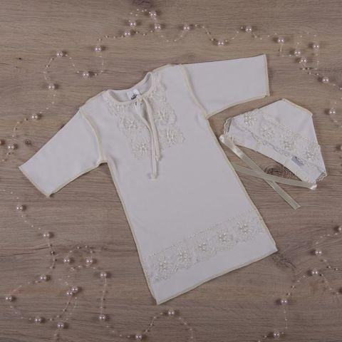 Рубашка для крещения Яночка