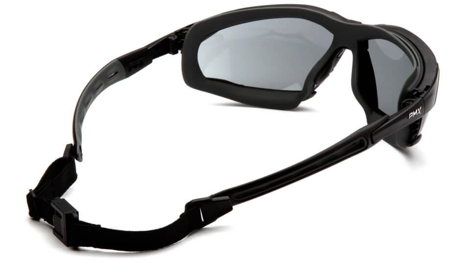 Очки баллистические тактические Pyramex Isotope GB9420STM Anti-fog серые 23%