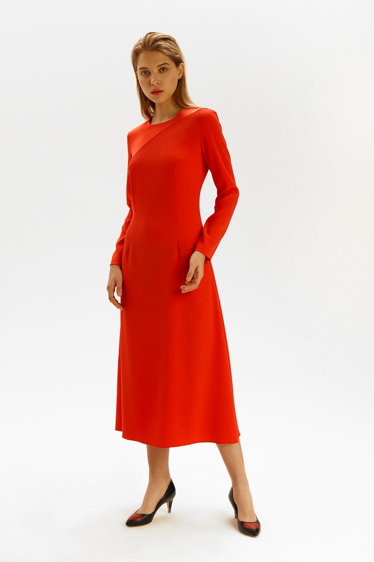 Платье коктейльное (FW0252)