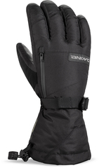 Перчатки Dakine Leather Titan Glove Black