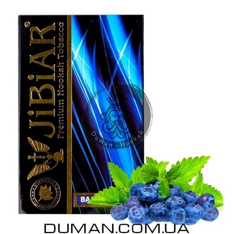 Табак JiBiAR Baja Blue (Джибиар Бая Блю) 50g