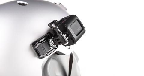 Поворотное крепление на шлем для камеры Session GoPro Helmet Swivel Mount (ARSDM-001) на шлеме