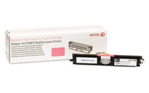 Картридж для Xerox Phaser 6121 MFP пурпурный увеличенной емкости, 2600 стр. - Xerox 106R01474