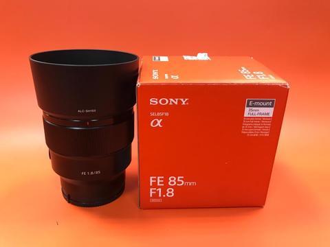 Sony SEL85F18  комиссия