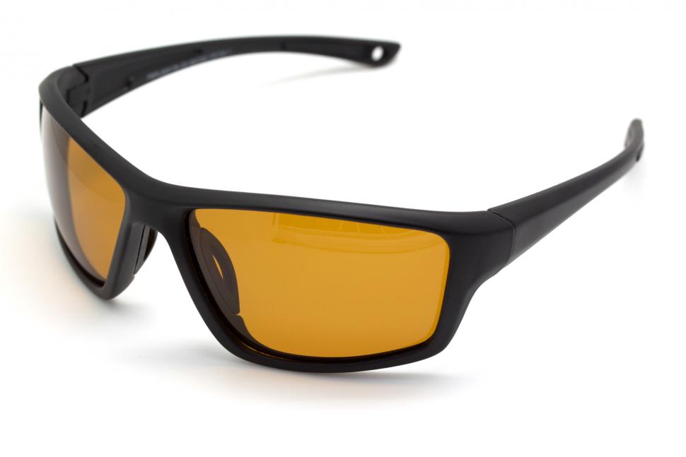 Очки поляризационные для рыбаков туристов водителей 220179C3 желтые 50%