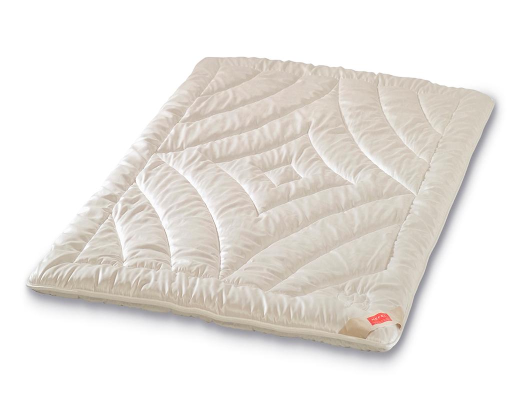 Одеяло шерстяное теплое 200х200 Hefel Моцарт Роял Дабл