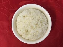 126 - Рис на пару