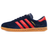 Кроссовки Мужские Adidas Hamburg Navy Red