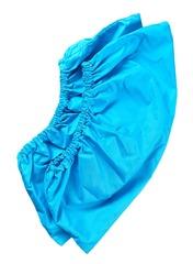Бахилы (35-46 размер) взрослые Голубые (с мешочком)
