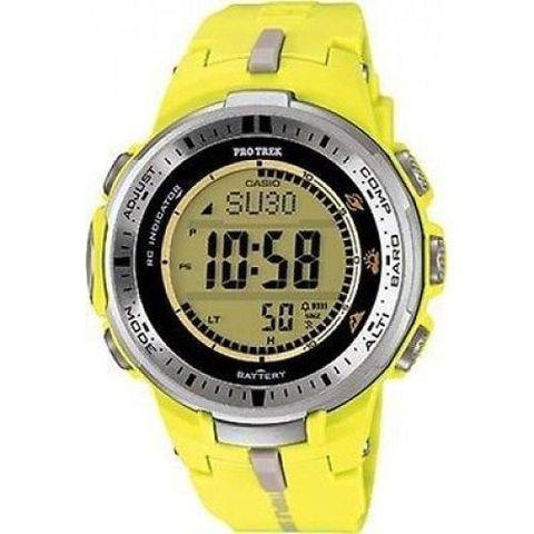 Купить Наручные часы Casio PRW-3000-9BDR по доступной цене