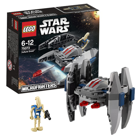 LEGO Star Wars: Дроид-Стервятник 75073