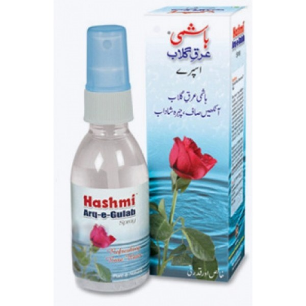 Розовая вода HASHMI, 100 мл.
