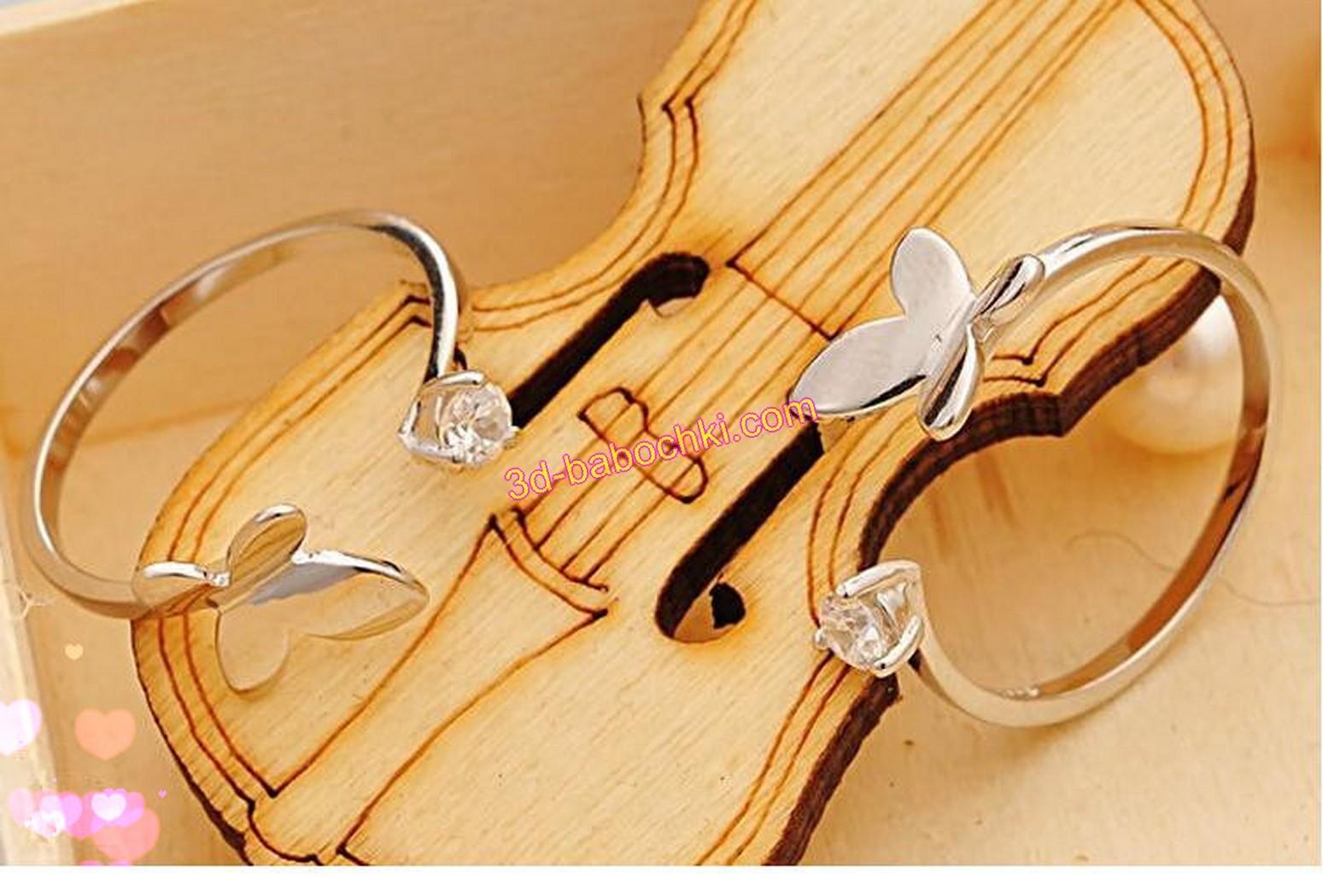 браслет стерлинговое серебро