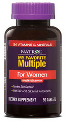 My Favorite Multiple for Women Natrol (60 таб)