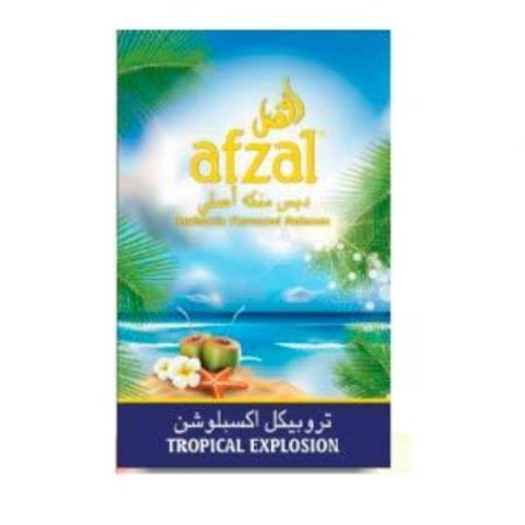 Табак для кальяна Afzal Tropical Explosion 50 гр.