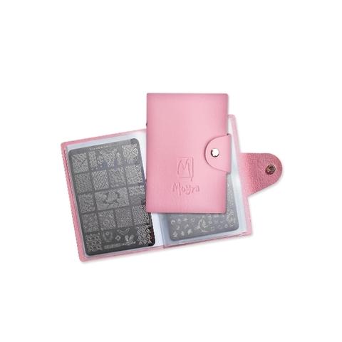 MOYRA Планшет для больших пластин розовый