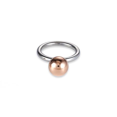 Кольцо Coeur de Lion 0300/40-1631 56 цвет золотой