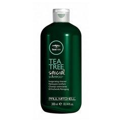 Тонизирующий шампунь с маслом чайного дерева Paul Mitchell Tea Tree Special Shampoo