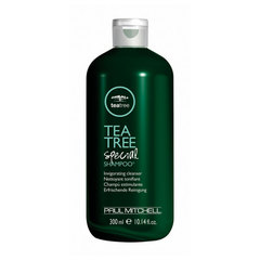 Тонизирующий шампунь с маслом чайного дерева Paul Mitchell Tea Tree Special Shampoo 300 мл