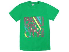 18059-12 футболка для мальчиков, зеленая