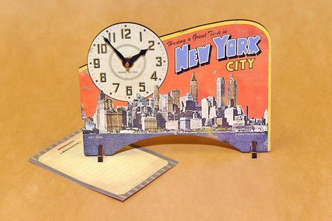 Часы настольные Timeworks New York City POTNYC
