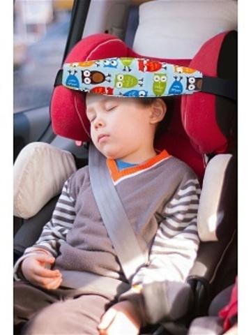 Фиксатор головы ребенка в автокресле Клювонос Совы