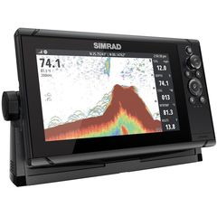 Эхолот SIMRAD Cruise-9 ROW Base chart 83/200 XDCR