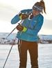 Женский лыжный костюм крафт High Function фото