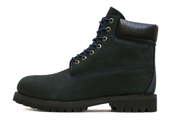 Ботинки Timberland 10061 Waterproof Black Женские Осенние