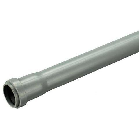 Канализационная труба Ø32х1000 мм Millenium
