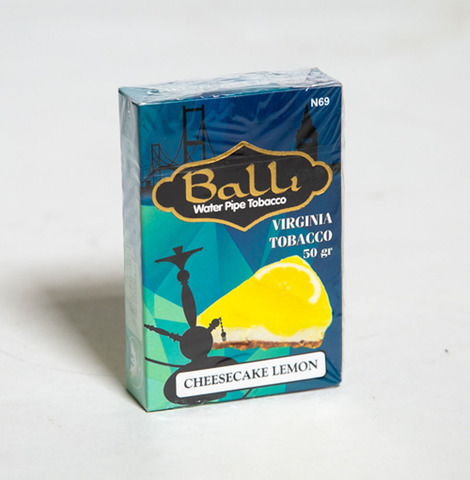 Табак Balli Cheesecake Lemon 50 г