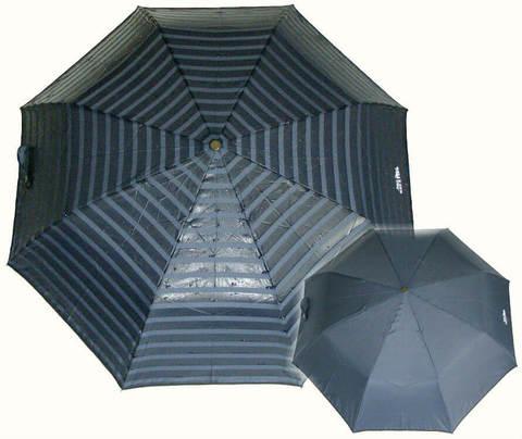 Купить онлайн Зонт складной JP Gaultier 223 Wet Stripes в магазине Зонтофф.