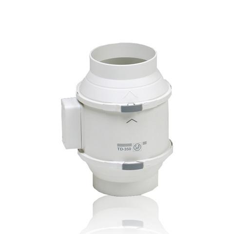 Канальный вентилятор Soler & Palau TD  350/125 Т (Таймер)