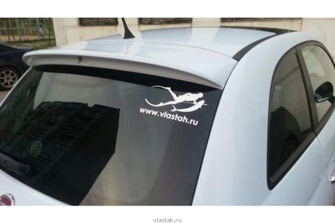 Наклейка на авто 1