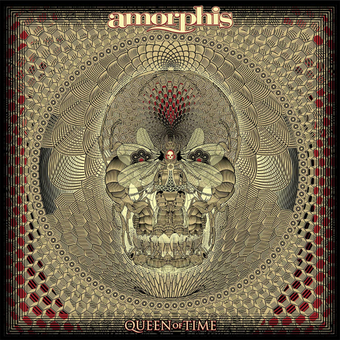 Amorphis / Queen Of Time (RU)(CD)