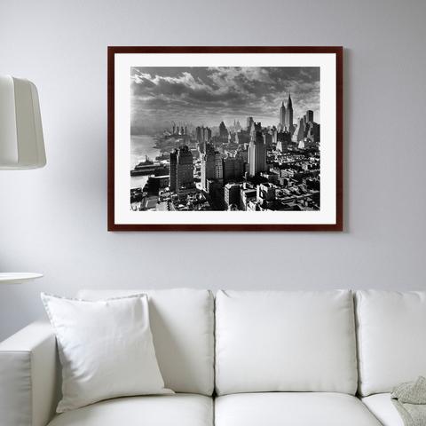 - Нью-Йорк 30-е годы