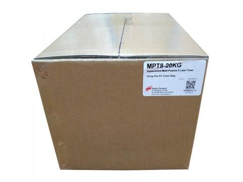 Тонер универсальный Static Control MPT8 для HP Laserjet Pro PM401, P2055, P3005, P3015 - 2x10 кг.