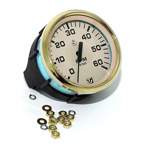 Тахометр 6000 об/мин для стац.моторов (BG)